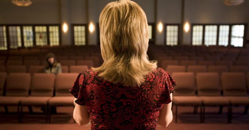 Why Women Cannot Be Head Pastors - Credo House Ministries