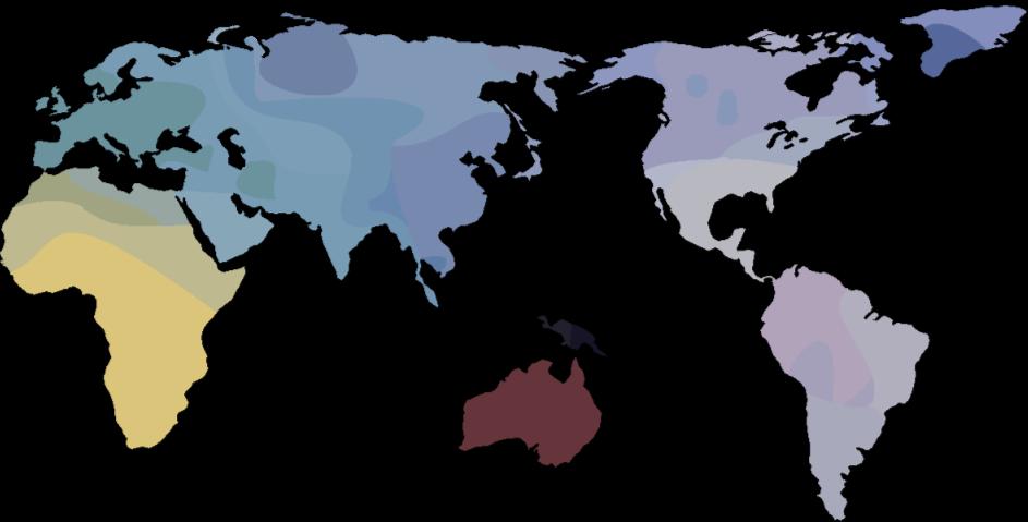 History and Geography of Human Genes Luigi Luca Cavalli Sforza Map Genetic