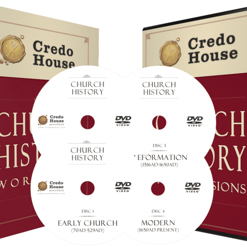 Church History Bootcamp DVD Set
