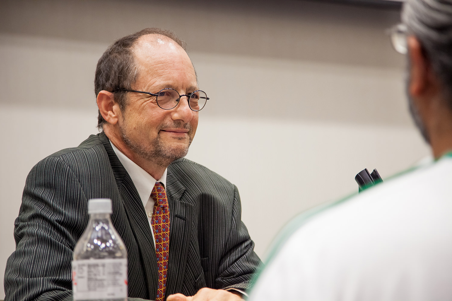 Bart Ehrman Smiling
