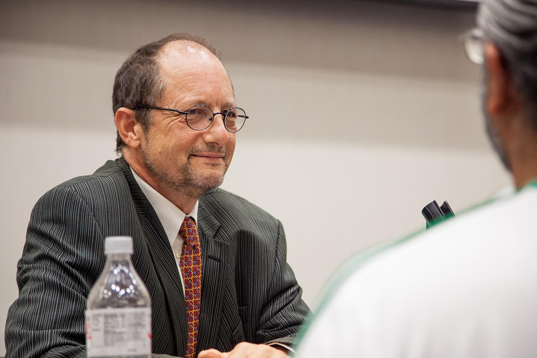 Bart Ehrman Smiling