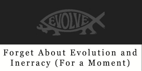 evolution-inerrancy