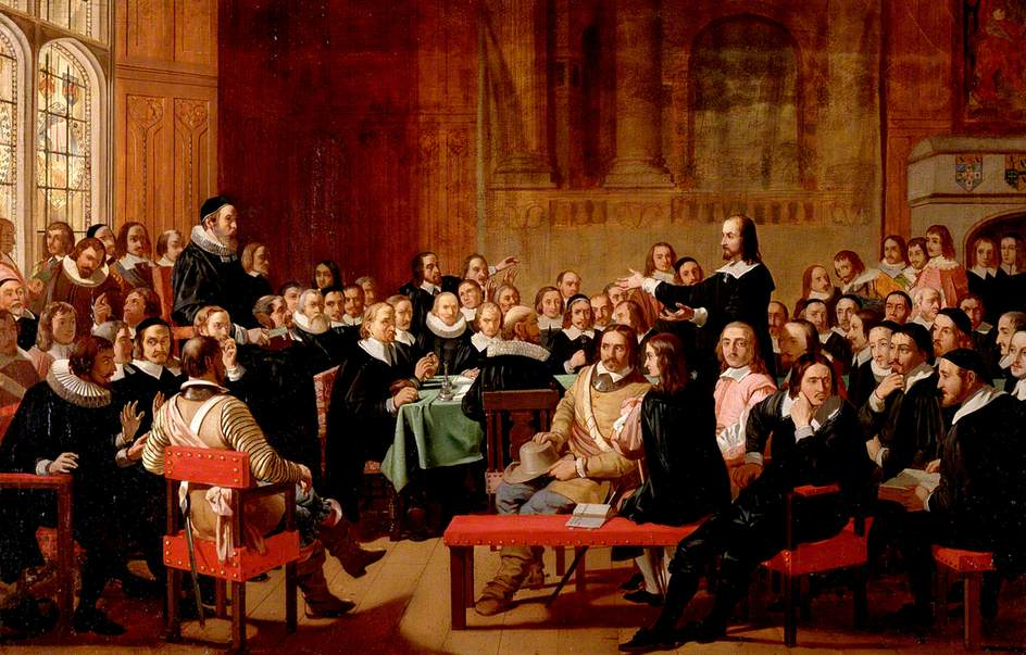 An Open Letter to Arminians